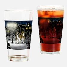 WC BA copy Drinking Glass