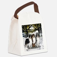 FS ASDOGS Canvas Lunch Bag
