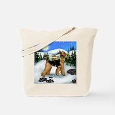 WD AT copy Tote Bag