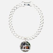 ww bcollie copy Charm Bracelet, One Charm