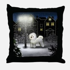 SC BF Throw Pillow