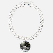 SC BT Charm Bracelet, One Charm