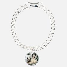 SF STER Charm Bracelet, One Charm