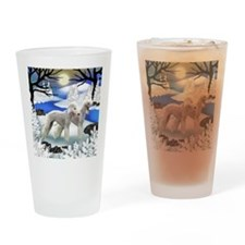 FROZENLAKE copy 3 Drinking Glass