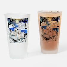 FR WHT Drinking Glass