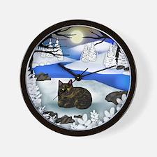 FR TCAT Wall Clock
