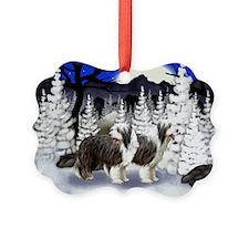 print 11 Ornament