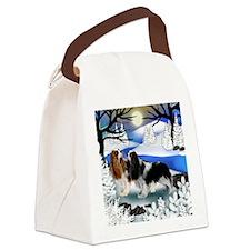 FR CKCS Canvas Lunch Bag