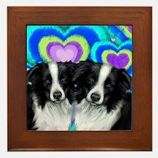 love bc Framed Tile