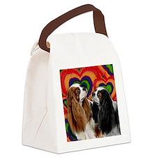 love ckcs Canvas Lunch Bag
