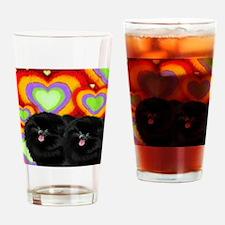 love bp Drinking Glass