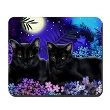 cats copy Mousepad