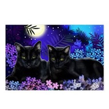 cats copy Postcards (Package of 8)