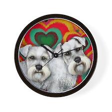 love ws Wall Clock