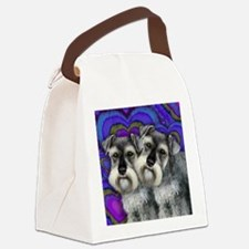 LOVE SS Canvas Lunch Bag