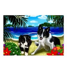 Megan and Dexter copy Postcards (Package of 8)