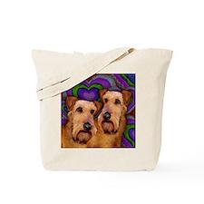love AT Tote Bag
