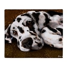 DALMATION Throw Blanket