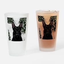 bl shep Drinking Glass