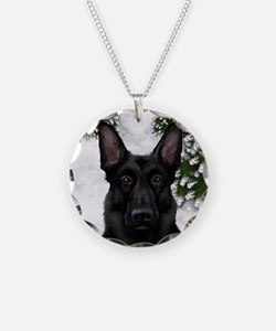 bl shep Necklace