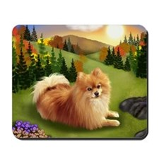 pomsunset Mousepad