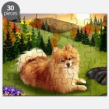 pomsunset Puzzle