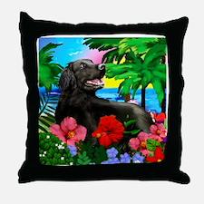 fcr hawai Throw Pillow