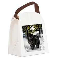 bcc sunset Canvas Lunch Bag