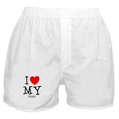 Love My Penis Boxer Shorts