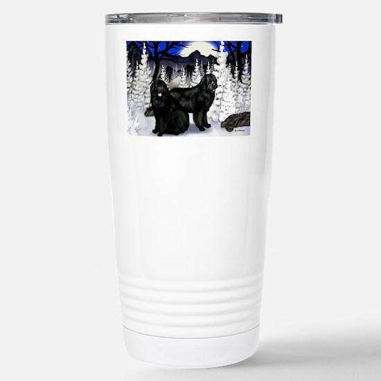 WN newfcopy Stainless Steel Travel Mug