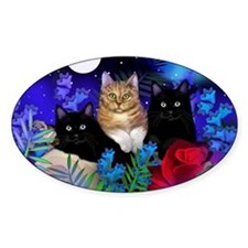 print cats Decal