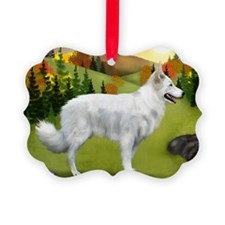 fall WGS Picture Ornament
