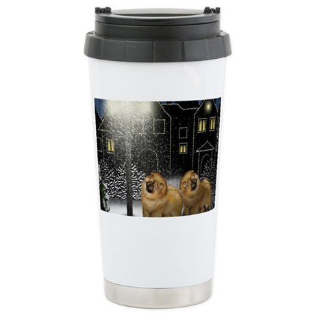 cc note Stainless Steel Travel Mug
