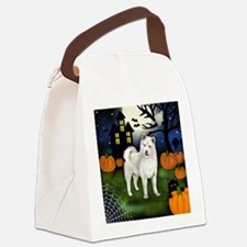 halp wa Canvas Lunch Bag
