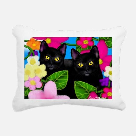 notecards bc Rectangular Canvas Pillow