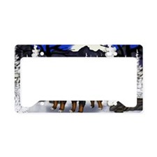 bern wm License Plate Holder