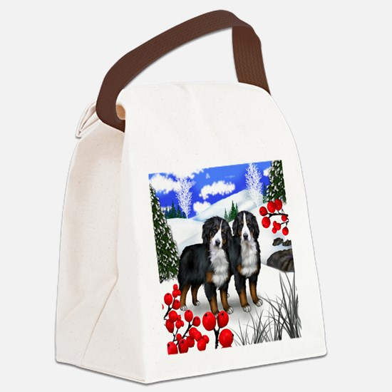 WB BMD Canvas Lunch Bag