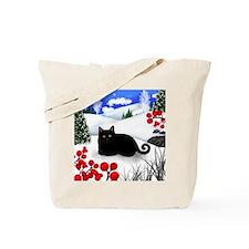 wb bcat Tote Bag