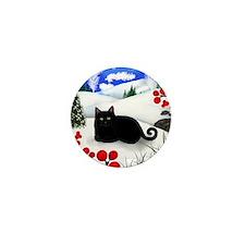 wb bcat Mini Button