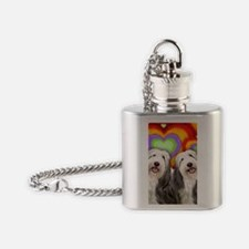 orn 8 Flask Necklace