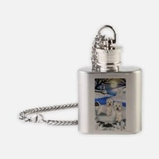 orn 25 Flask Necklace