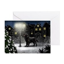 snowtown fcr Greeting Card