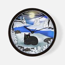 fr bc Wall Clock