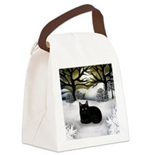 ws bc Canvas Lunch Bag