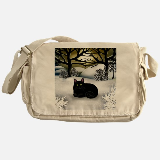 ws bc Messenger Bag