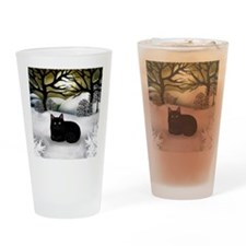 ws bc Drinking Glass