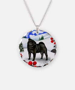 pug berries Necklace