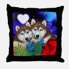 LN RSH Throw Pillow