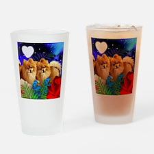 pom ln Drinking Glass