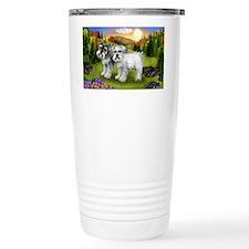 fall chnauzer Travel Mug